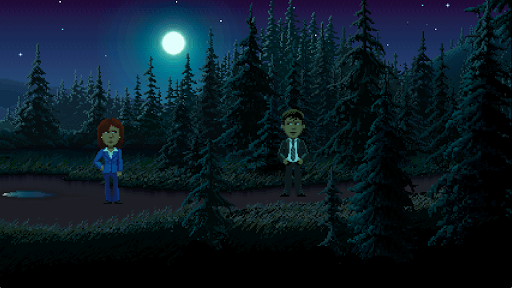 Thimbleweed Park - screenshot