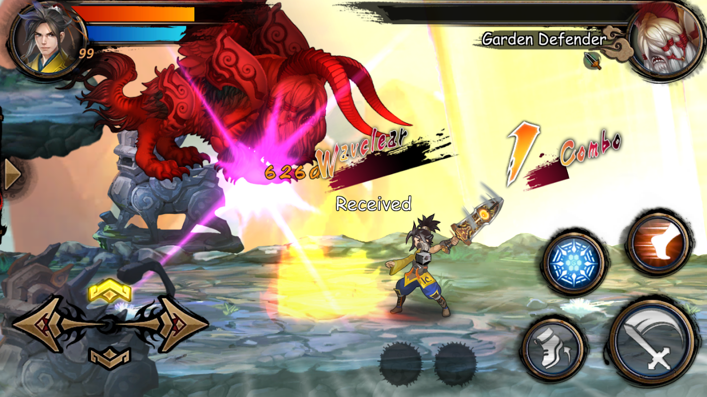 Warriors of Genesis APK latest version 1 0 6 - Free Role playing Games for  Android