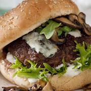 Blue Bayou Burger Combo