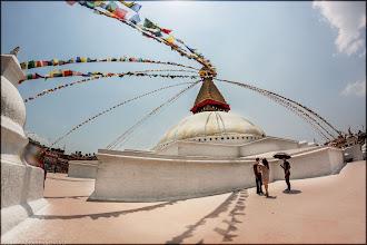 Photo: Nepal Saga : Boudhanath