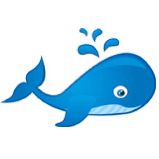 Flappy Blue Whale