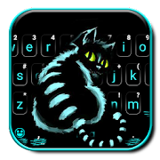 App Cheshire Night Cat Keyboard Theme APK for Windows Phone