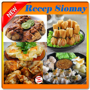 50 recepty siomay - náhled