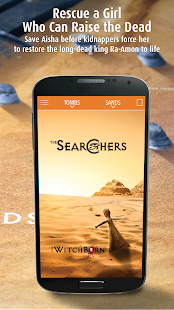 The Searchers- screenshot thumbnail