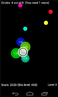 Circle Squish Screenshot