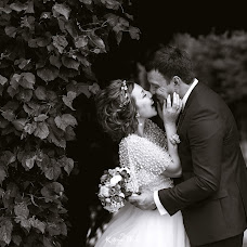Wedding photographer Katerina Orsik (Rapsodea). Photo of 17.11.2017