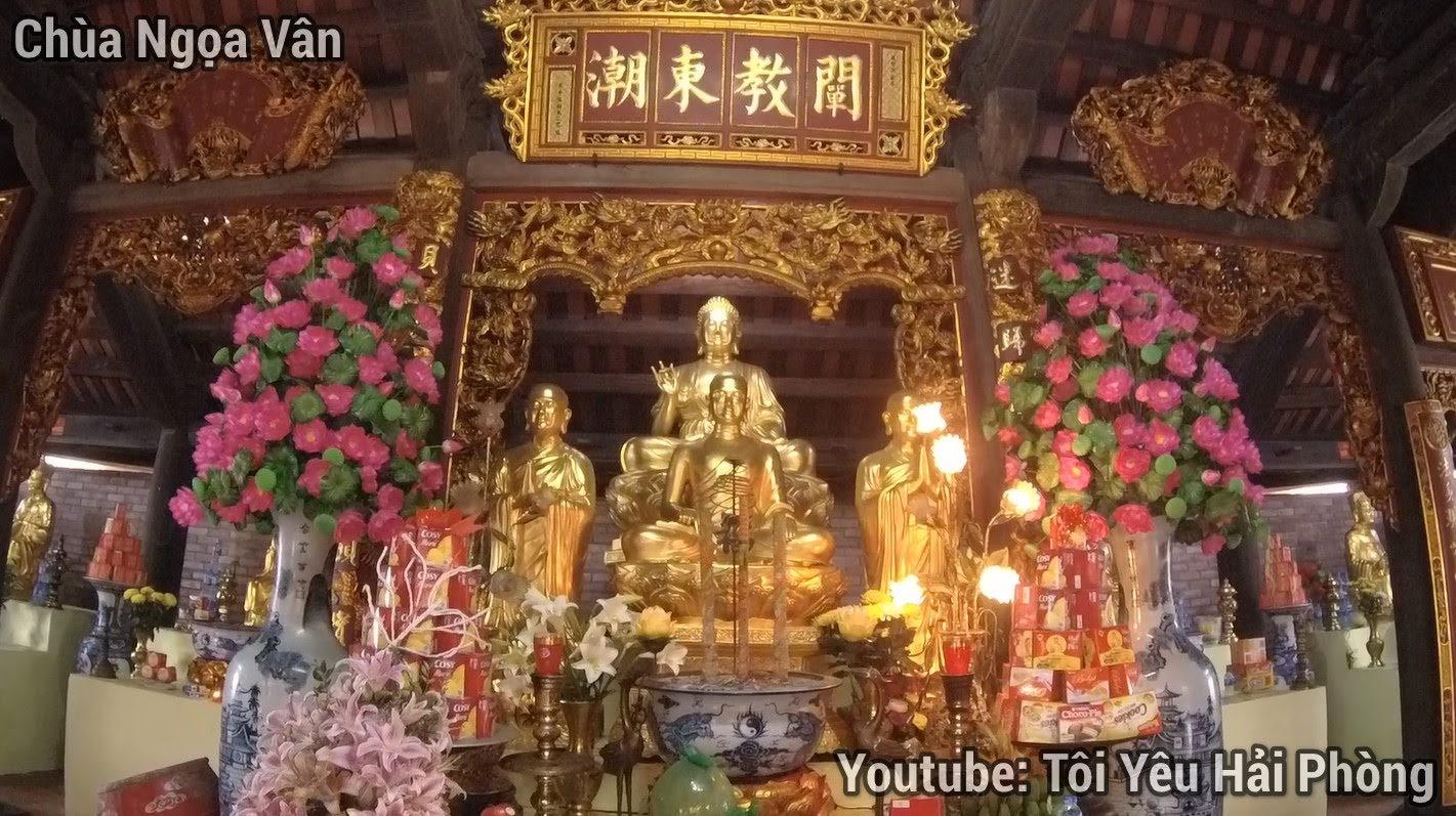 Khám phá Chùa Ngọa Vân (Quảng Ninh) Miền đất Phật 11