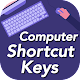 Download computer basic shortcut keys For PC Windows and Mac