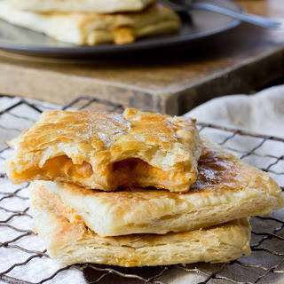 Grown-Up Prosciutto & Cheddar Hot Pockets Recipe