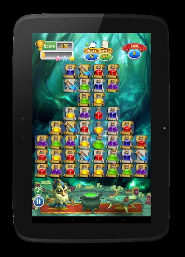 Magic Blender - Magic Potions - Match 3 apktram screenshots 14