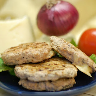 Seasoned Turkey Burgers