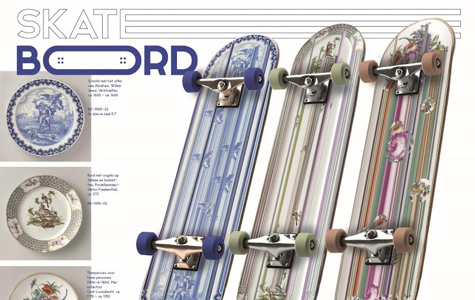 Skate Bord