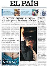 Photo: Los mercados arrecian su castigo a España pese a las duras reformas; los Ruiz-Mateos pagaron sus casas con dinero de inversores y golpe a la prensa libre en Ecuador, en nuestra portada de este 17 de febrero http://www.elpais.com/static/misc/portada20120217.pdf