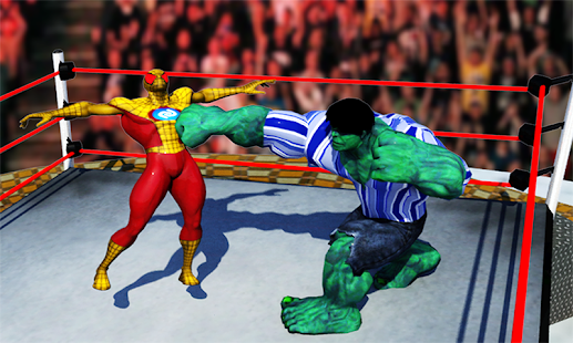[Download Grand Superheroes Ring Battle for PC] Screenshot 8