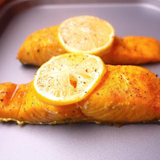 Turmeric Salmon Recipes