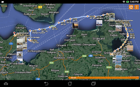 LD-Log - GPS Tracker & Logbook screenshot 10