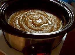 Crock Pot Apple Butter Recipe