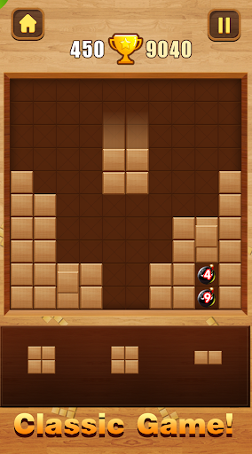 Wood Block Puzzle 1.8.0 screenshots 4