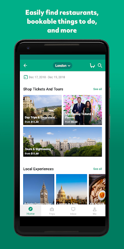 TripAdvisor Hotels Flights Restaurants Attractions 29.0 screenshots 7
