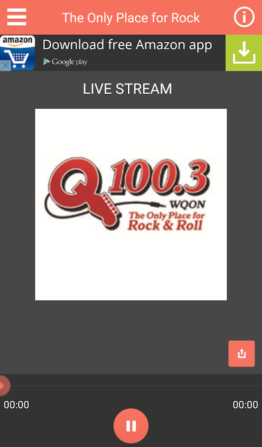 WQON - Q100- screenshot