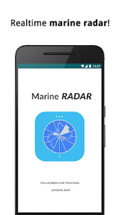 Marine Ship tracker - traffic Radar - náhled