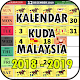 Kalendar Kuda Malaysia 2018 - 2019 Download on Windows