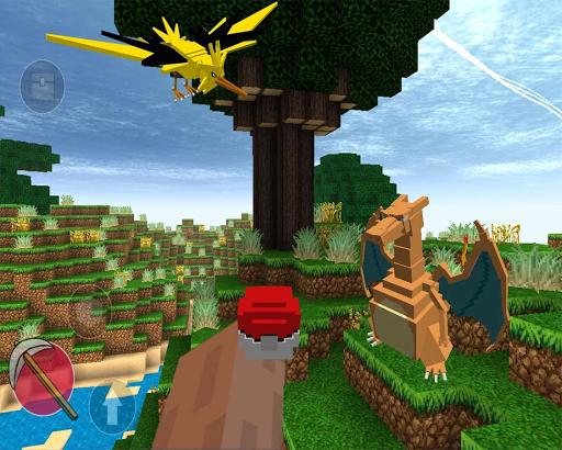 World of Pixelmon Craft screenshot