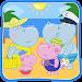 Hippo Beach Adventures Icon