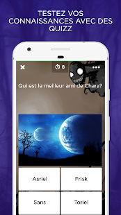 Undertale Amino en Français - náhled