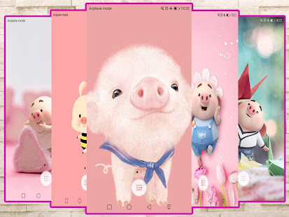 Cute Pig Wallpaper Apps On Google Play