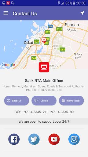 Smart Salik 3.0.4 Screenshots 5