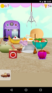 Download street food claw machine game for PC