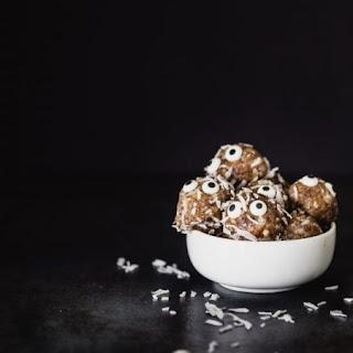 Date Nut Balls Coconut Recipes