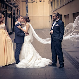 The group by Adam Beniston - Wedding Groups