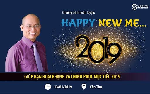 CHINH PHỤC MỤC TIÊU CÁ NHÂN 2019