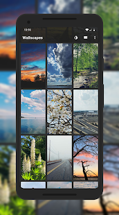 Wallscapes - HD Nature, Sunset & Travel Wallpapers Screenshot