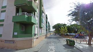 Vista de la calle San Juan de Mazarrón (Google Maps).