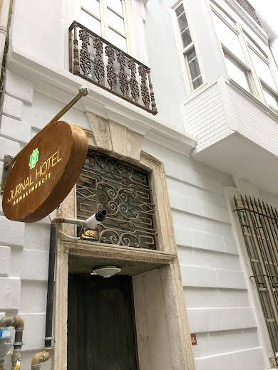 Jurnal Hotel Asmalı Mescit