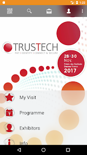 TRUSTECH Event - náhled