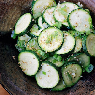 Courgette Side Dish Recipes