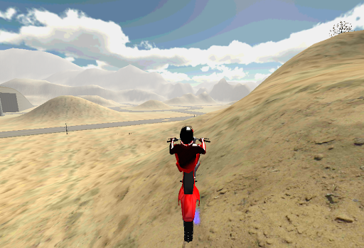 Crayz motorcycle 3D
