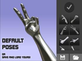 Hand Draw 3D Pose Tool FREE - screenshot thumbnail 12