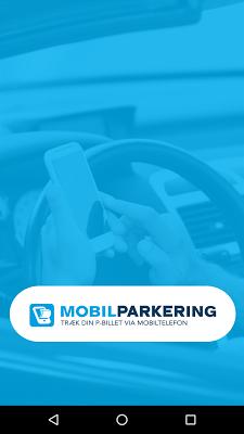 MobilParkering - screenshot