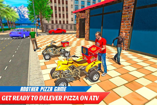 ATV Pizza Delivery Boy  screenshots 15