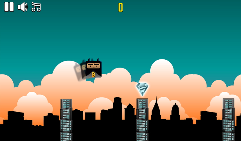android Super Jumping Heroes Screenshot 1