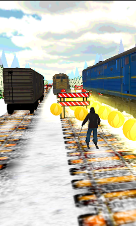 Skating Subway Surfers 1.0.1.5 screenshot 485236