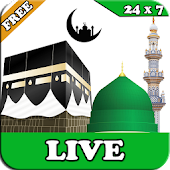 Makkah & Madina Watch Live 24 Hours HD