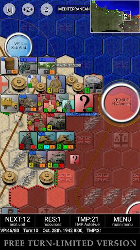 Second Battle of El Alamein: German Defense (free) 1.4.8.0 de.gamequotes.net 5