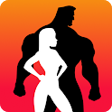 AiforFit - body trainer and fitness workout app icon