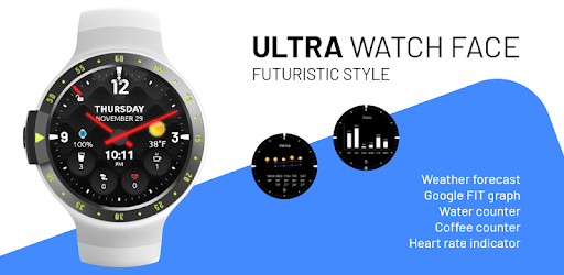 Ultra Watch Face - Apps on Google Play